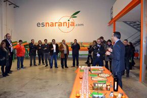 ESNARANJA<br><b>BLOGTRIP</b>.